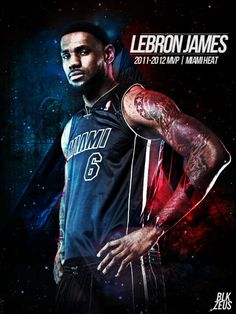 The king lebron james
