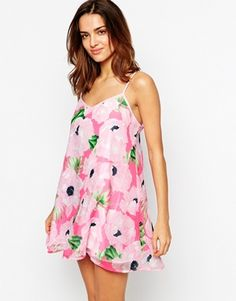French Connection Holiday Poppy Strappy Sun Dress