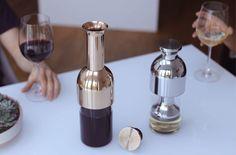 eto wine - the brand new innovative wine decanter. Now live on Kickstarter.