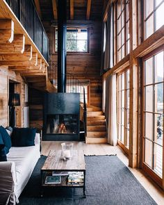 home decor house mountain Help Us Decide on the Mountain Fixer's Master Bedroom Fireplace Design Bedroom Fireplace, Fireplace Design, Tiny House Cabin, Cabin Homes, Log Homes, Tiny Homes, Cabins In The Woods, House In The Woods, Design Apartment