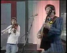 Dave Swarbrick and Simon Nicol - Time To Ring Some Changes. BBC Pebble Mill at One, 1981.