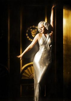 Gorgeous Jean Harlow, thx for the corrections