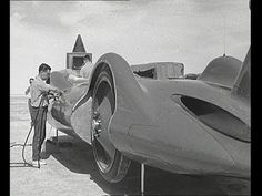 Donald Campbell Sets Land Speed Record at 403mph (1964). Campbell was a British speed record breaker who is the only person to have set both world water and land speed records in the same year (1964). On 17 July 1964, Campbell set a new world land speed record of 403.10mph for a four-wheeled car (Class A) at Lake Eyre, Australia.