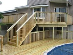1000 Images About Deck On Pinterest Spas Back Yard And