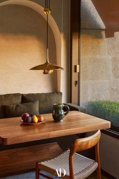 Pierre Jeanneret, Pierre Frey, Home Interior Design, Interior And Exterior, Interior Decorating, Room Interior, Apartment Interior, Interior Architecture, Dinning Nook