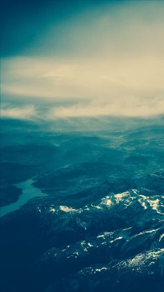 Mountain Scenery #iPhone #wallpaper
