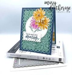Horse Cards, Color Contour, Stampin Up Catalog, Specialty Paper, Stamping Up Cards, Flower Cards, Diy Cards, Cardmaking, Birthday Cards