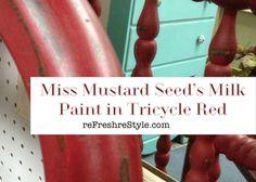Miss Mustard Seed Mi