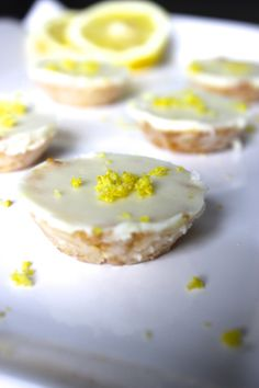 Lemon Tartlets #justeatrealfood #predominantlypaleo