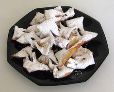 Polish Angel Wings or Crullers - Chrusciki