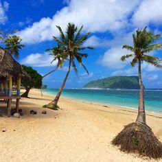 Lalomanu, Lalomanu, Samoa — by MauOscar Blog Viagem. Samoa