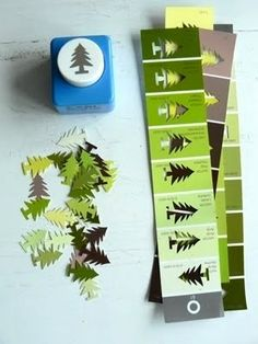 Good idea for paint chips