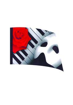 "NEW $49.95 36"" x 56"" Digitally Printed Flag #colorguard"