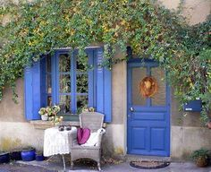 front doors in provence - Google Search