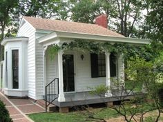 Helen Keller Birthplace ~ Ivy Green ~Tuscumbia, Alabama