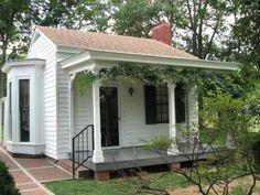 Helen Keller Birthplace ~ Ivy Green ~Tuscumbia, Alabama