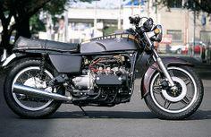 Six Cylinder GL Proto.. Circa 1972