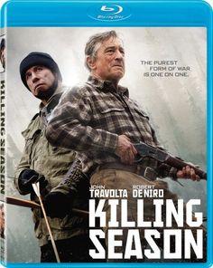 Killing Season DVD Review