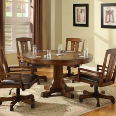 dining chairs with wheels - HD1138×1138