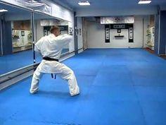 Pinan San - Kata Kyokushin Karate - Ката Киокушин Карате (+плейлист)