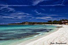 Playa Punta Rucia, Bahía de La Isabela, Puerto Plata, R.D.