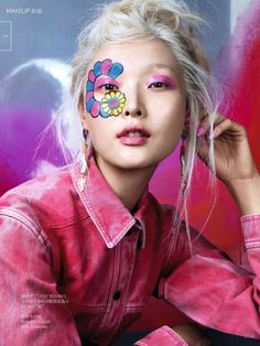 Tim Howard Management - News - Lisa Houghton for Vogue China, Photographed by David Slijper