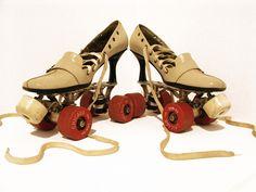 Zapatillas-patines