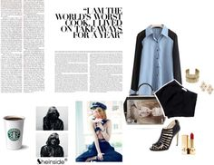 """OH!"" by julesperreault on Polyvore"