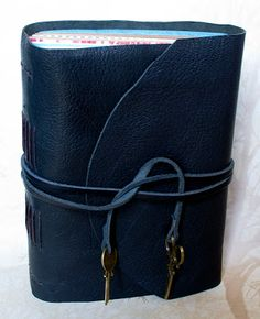are you flowin'?: Make your own long-stitch bound journal : a photo heavy tutorial