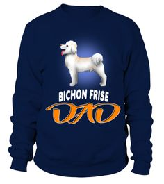 # Bichon Frise Dad Smiling Dog .  HOW TO ORDER:1. Select the style and color you want:2. Click Buy it now3. Select size and quantity4. Enter shipping and billing information5. Done! Simple as that!TIPS: Buy 2 or more to save shipping cost!Bichon Frise Dad Smiling DogThis is printable if you purchase only one piece. so dont worry, you will get yours.Guaranteed safe and secure checkout via:Paypal | VISA | MASTERCARD
