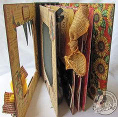 Scraps of Life: Graphic 45 French Country Altered Box Mini