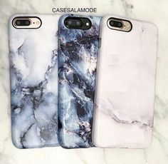 New iPhone 7 & 7 plus marbel cases from Casesalamode.