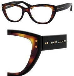 Eyeglasses Marc Jacobs 446 038W Black Havana « Impulse Clothes