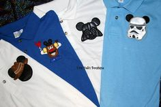 Boy or mens polo for your magical vacation you by Debbiemomofjack