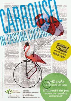 CARROUSEL: 17 maggio Carrousel in Cascina Cuccagna
