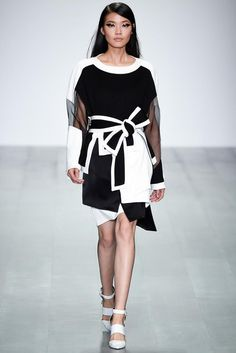 Jean-Pierre Braganza Spring 2015 Ready-to-Wear - Collection - Gallery - Look 1 - Style.com