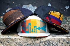 hats, twitter, winter, flags, patagonia, ronni fieg, snapback, wool, medium