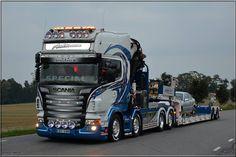 Scania R 730 8x4