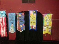 Different banners for the class