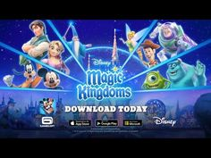 Who is playing this?  Blog post not mine - My New Obsession: Disney Magic Kingdoms Game! » The Purple Pumpkin Blog
