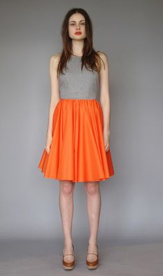 Karen Walker Racerback Dress