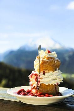 Осень в Баварии. Берхтесгаден: горы, туманы, десерты