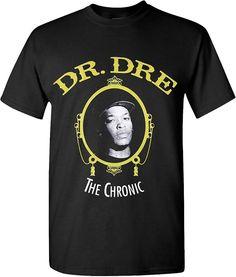 e9454c80624b fashion shirt Dr. Dre T-shirts Hip Hop Legend Rappers Graphic the Chronic  men Printed T-shirt Funny T Shirt