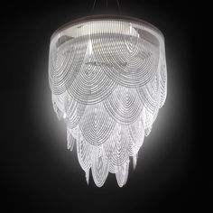 Slamp Ceremony Chandelier | Interior-Deluxe.com