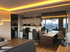 Smart office @ Ankara/Turkey, 65 sqm
