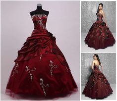 Masquerade Ball Gowns | New Quinceanera Masquerade Wedding Dress Prom Ball Gown Size Color ...