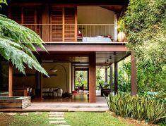 69 ideas house design exterior dream homes doors Tropical Architecture, Architecture Design, Garden Architecture, Modern Exterior, Exterior Design, Wall Exterior, Rustic Exterior, Modern Door, Rustic Modern