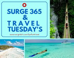 Travel Tuesday's and Suge365 a match made in Travel heaven!