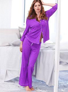 The Sleepover Cotton Pajama - Victoria's Secret