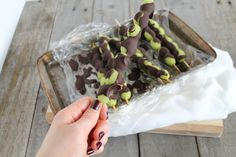 Have you ever eaten grapes, frozen? Get ready! I'm about to take it up a  good few notches!  It's completely possible that you'll think this is the craziest invention  ever. You'd be right. IT'S THE MOST AMAZINGEST, CRAZIEST, EASIEST recipe  EVER!